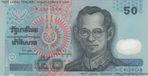 thiland currency