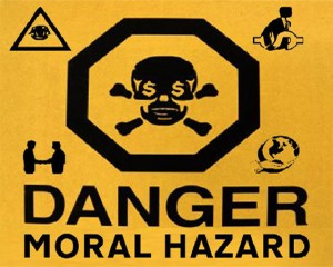 مخاطرات اخلاقی
