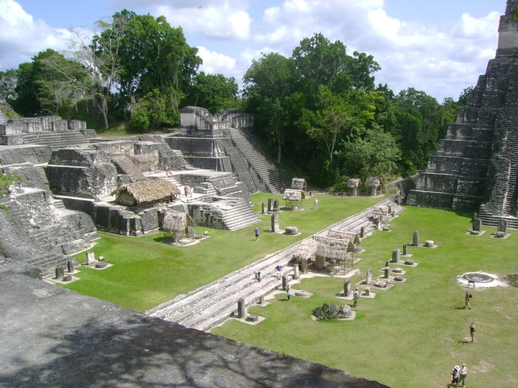 معبد مایان ها